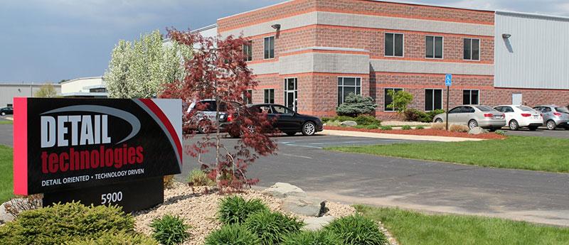 Machining Companies, Michigan Location Photo - Detail Technologies, LLC