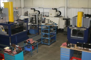 EDM Technology, Michigan Work Room Photo - Detail Technologies, LLC