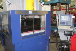 Michigan Ram EDM Machine Photo - Detail Technologies, LLC