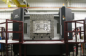 Michigan High Speed Milling, OKK HM-1250s Photo - Detail Technologies, LLC
