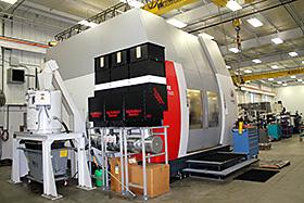 Michigan High Speed Milling, SAMAG TFZ 3-1500 Photo - Detail Technologies, LLC