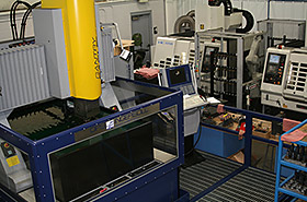 Michigan EDM Sinker Technology, Ingersoll Gantry IG-1200 Photo - Detail Technologies, LLC