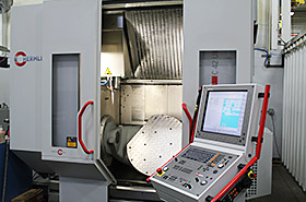 Michigan Hard Milling, Hermle C-42 Cont. 5-Axis Photo - Detail Technologies, LLC
