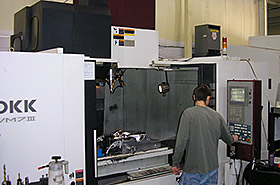 Michigan Machining Company, OKK VM 7III Photo - Detail Technologies, LLC
