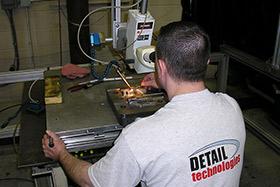 Laser Welding Ancillary Equipment, Haas HL124P Yag Photo - Detail Technologies, LLC