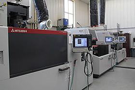 Michigan Wire Machining Companies, Mitsubishi FA 30 Advance Photo - Detail Technologies, LLC