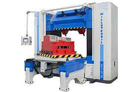 Michigan Spotting Machining Company, Milutensil BV 30-ER-G Photo - Detail Technologies, LLC